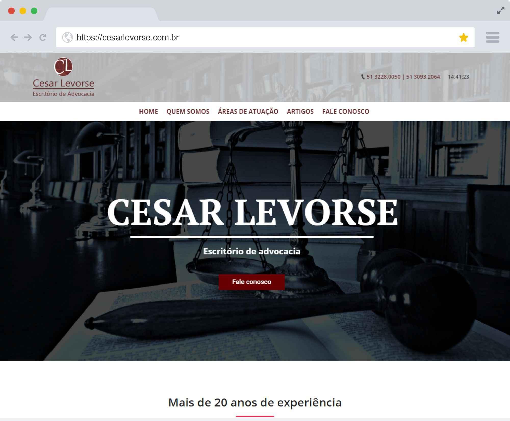 cesarlevorse.com.br