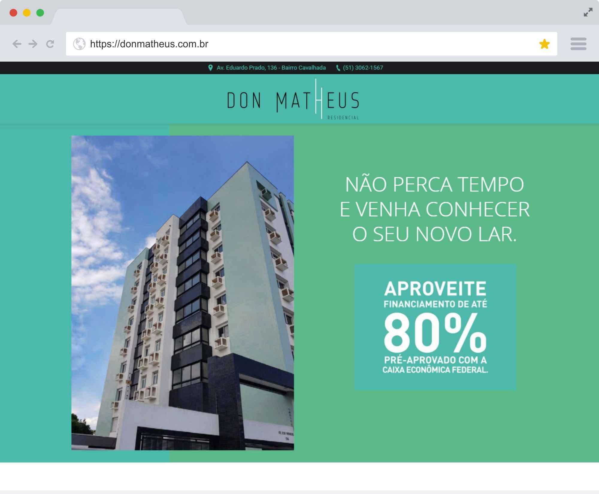 donmatheus.com.br