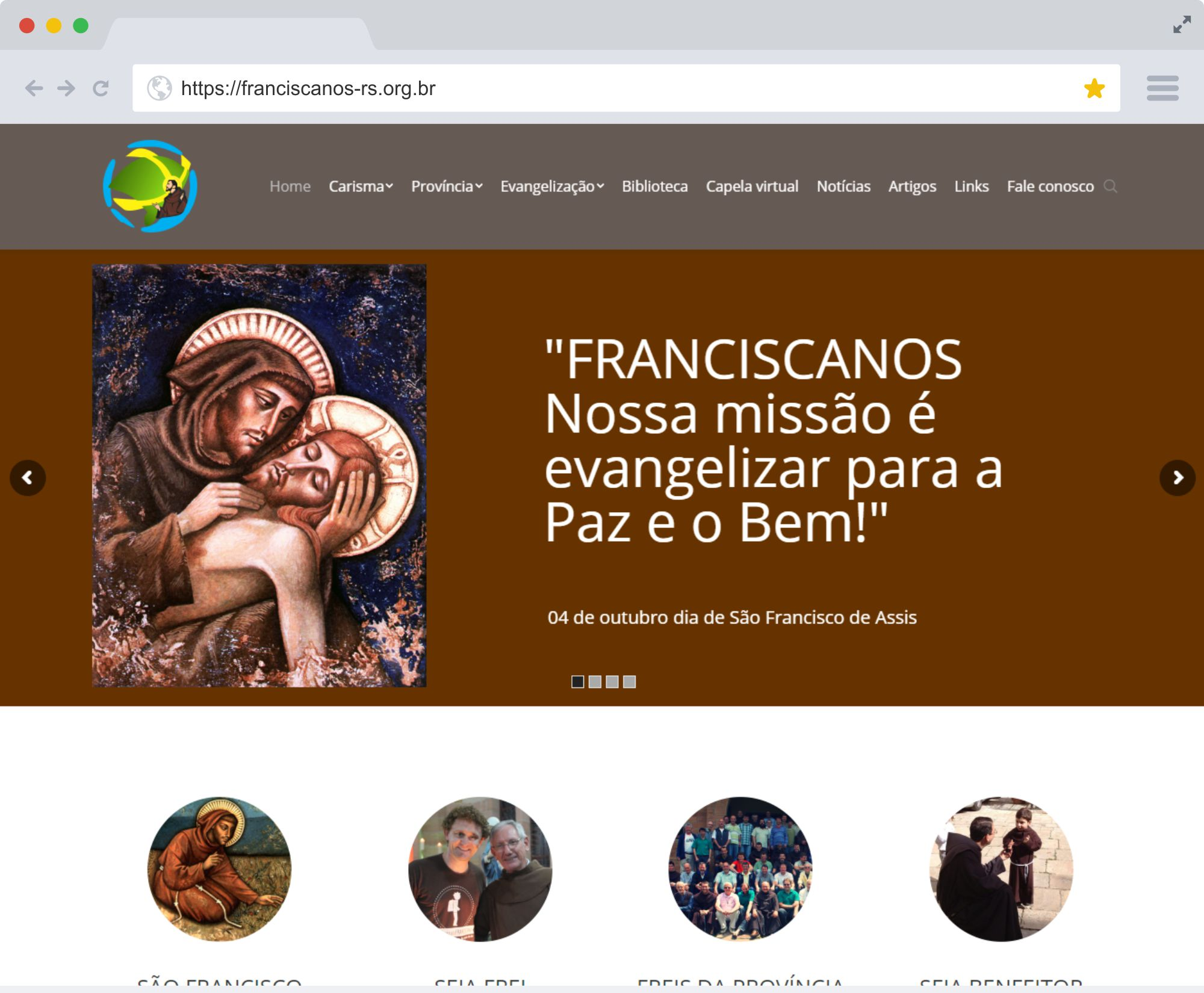 franciscanos-rs.org.br