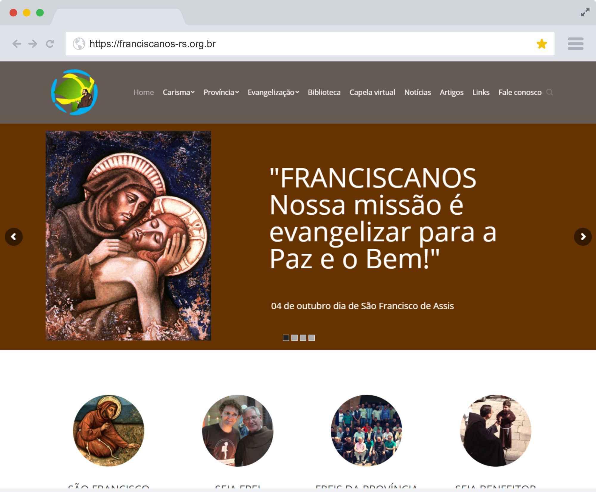 franciscanos-rs.org.br